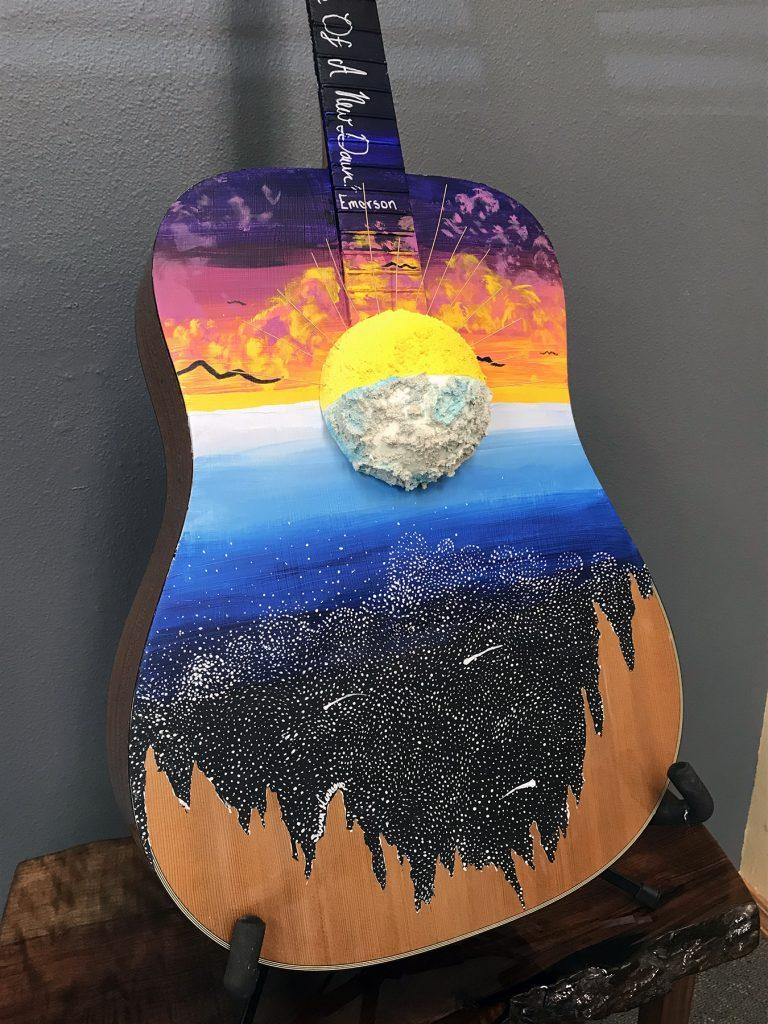 Sierra Henneous Guitar