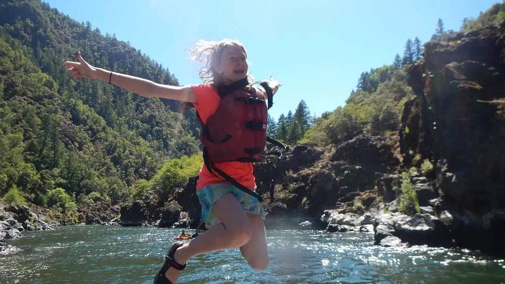 Fun on the Rogue River