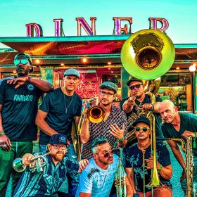 Avatar Image forLowDown Brass Band