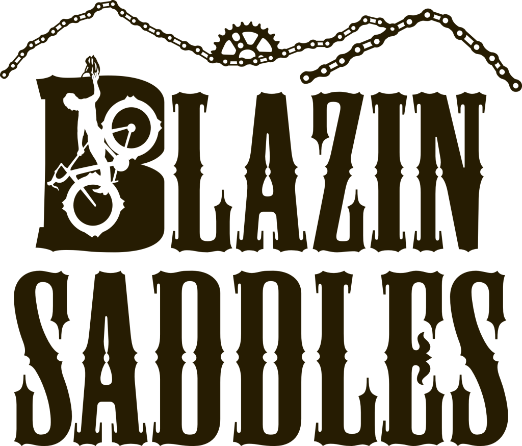 Blazin Saddles Cycle N Style